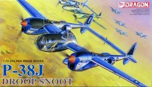 1/72 P-38J Droop Snoot