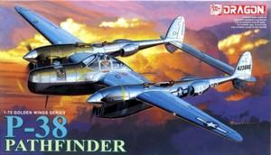 1/72 P-38 ライトニング パスファインダー