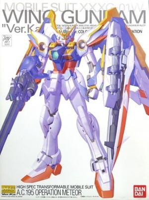 MG XXXG-01W ウイングガンダム 〔Ver.Ka〕