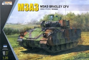 1/35 M3A3 ブラッドレー 騎兵戦闘車
