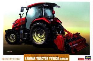 1/35 ヤンマー トラクター YT5113A ロータリー仕様