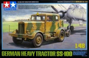 1/48 ドイツ重牽引車 SS-100