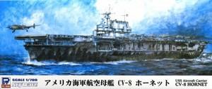 1/700 アメリカ海軍 空母 CV-8 ホーネット