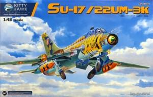 1/48 スホーイ Su-17/22UM-3K 「フィッターG」