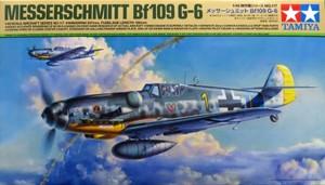 1/48 メッサーシュミット Bf109 G-6