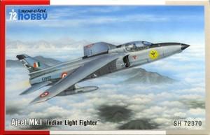 1/72 HAL アジートMk.I インド軍軽戦闘機