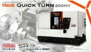 1/20 ヤマザキマザック CNC旋盤 QUICK TURN 200MY
