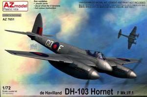 1/72 DH-103 ホーネット F Mk.I/F.1