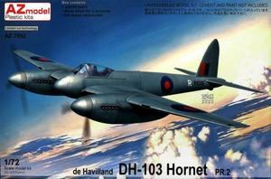 1/72 DH-103 ホーネット PR.2
