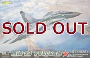 1/48 MiG-29 9.12 フルクラムA