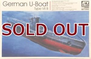 1/350 Uボート タイプVII/B