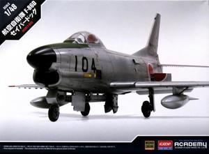 1/48 航空自衛隊 F-86D セイバードッグ