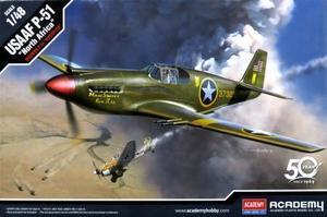 1/48 P-51 マスタング `北アフリカ戦線`