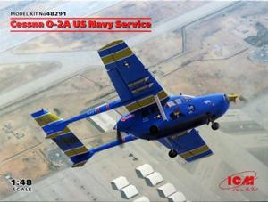 1/48 アメリカ海軍 セスナ O-2A
