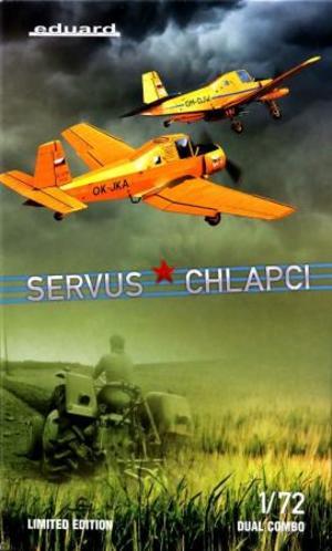 1/72 LET Z-37A `チメラック` 農業機 デュアルコンボ リミテッドエディション