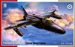 1/72 フォーランド ナット FR.1 「フィンランド軍戦闘偵察機」
