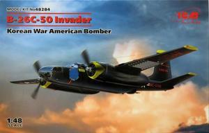 1/48 B-26C-50 インベーダー` コリアンウォー`