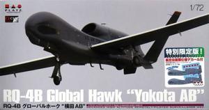 1/72 RQ-4B グローバルホーク `横田 AB` (航空自衛隊デカール付き特別版)