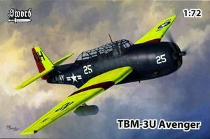 1/72 TBM-3U アベンジャー 標的曳航機