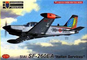 1/72 SIAI SF-260W/N 「イタリア」