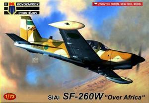 1/72 SIAI SF-260W 「アフリカ上空」