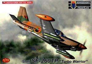 1/72 SIAI SF-260TP 「ターボウォーリア」