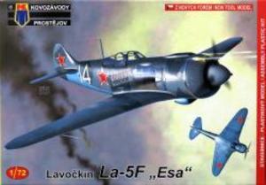 1/72 ラボーチキン La-5F 「エースパイロット」