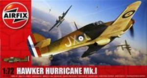 1/72 ホーカー ハリケーン Mk.I