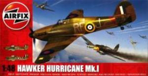 1/48 ホーカー ハリケーン Mk.I