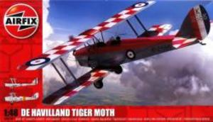 1/48 デ・ハビランド DH.82a タイガー・モス