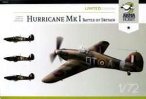 1/72 ホーカー ハリケーン Mk.I 「バトル・オブ・ブリテン」 リミテッドエディション