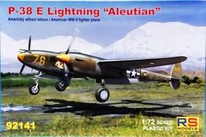 "1/72 P-38E ライトニング ""アリューシャン"""