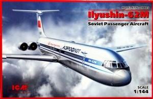 1/144 イリューシン IL-62M 長距離旅客機