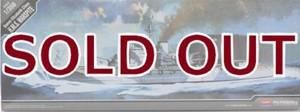 1/350 イギリス戦艦 HMS ウォースパイト