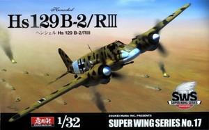 1/32 ヘンシェル Hs129 B-2/RIII