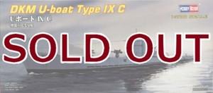 1/700 Uボート IX C