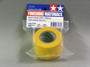 タミヤ マスキングテープ 40mm