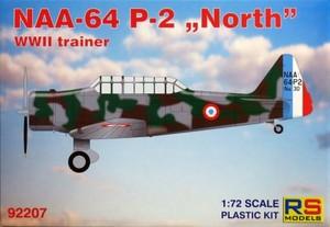 1/72 NAA-64 P-2 ノース