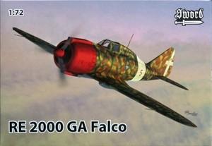 1/72 レジアーネ Re.2000 GA ファルコ