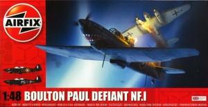 1/48 ボールトンポール デファイアント NF.1
