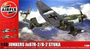 1/48 ユンカース Ju87B-2/R-2
