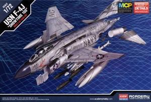 1/72 マクダネルダグラス F-4J ファントムII ショータイム100
