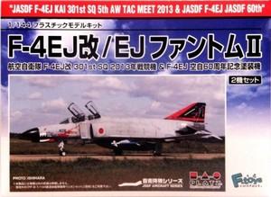 1/144 航空自衛隊 F-4EJ改 第301飛行隊 2013年戦競機/F-4EJ 空自60周年記念