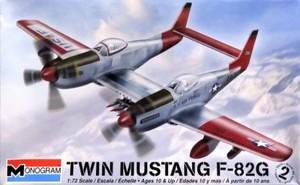 1/72 F-82G ツインムスタング
