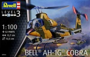 1/100 ベル AH-1G コブラ