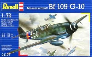 1/72 メッサーシュミット Bf 109 G-10