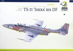 1/72 TS-11 イスクラ「ジュニア セット」