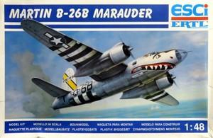 1/48 マーチン B-26B マローダー