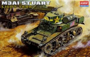 1/35 M3A1 スチュアート ライトタンク