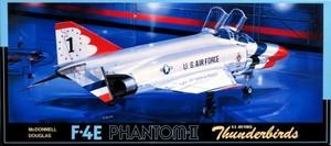 1/72 F-4E ファントムII サンダーバーズ